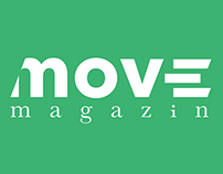 Move Magazin Rebranding, Logo Design
