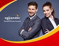 Expander - banner ads