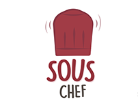 SOUS CHEF - inclusive microwave oven