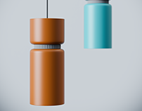 Lamp CGI