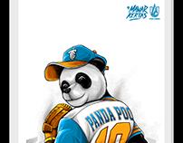 PITCHER PANDA