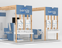 Stand Senda - Tektónica 2016