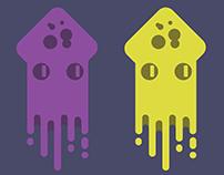 CMYK Squids