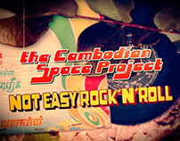 Cambodian Space Project – Not Easy Rock´N´Roll