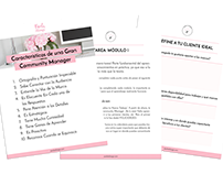 PDF & Worksheet designs || Various projects