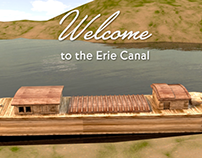 Welcome to the Erie Canal