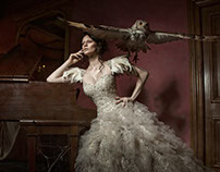 Bridal Editorial - From Dusk Till Dawn