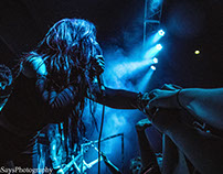 New Years Day Retrograde Tour Soma, San Diego