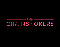 The Chainsmokers - Rave Concert Visuals
