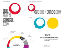 quebuencurso.com Web Design