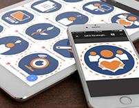 Icon Set Design (OE Strategies)