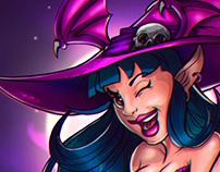 Witch Remix 2017
