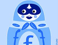 My new Facebook avatar