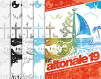 Poster Design - Altonale 19