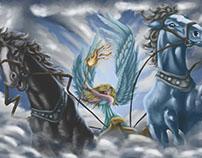 Plato's Chariot Allegory