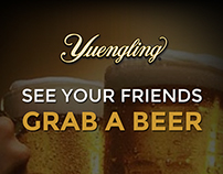 Yuengling Mobile Rich Media (Proposal)