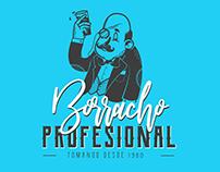 Borracho Profesional / Un libro de autoayuda