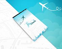 Travelling Mobile App- UX/UI