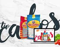 Tío Carlos. New Pack. New Web