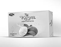 KEYA Soap Packaging