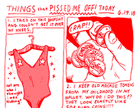 Diary Comix From Italy