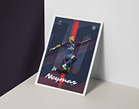Graphic Posters / Champions League No.10's