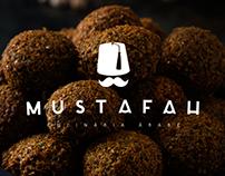 Identidade Visual - Mustafah