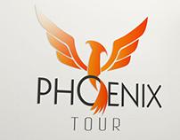 "rebranding for ""Phoenix tour"""