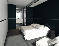 Melbourne Tower - Bed Room 3