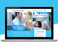 Matthew Smith Dentistry | Web Design