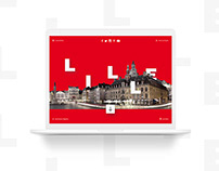Lille | Redesign