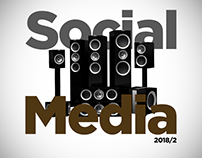 Social Media 2018/2 - Áudio & Vídeo