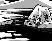 Comic: Polar Bear's Dinner