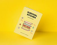 Survival Kitchen ・Cooking Book