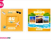 Travel Social Media