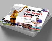The Year of Women's Sport L'année du Sport Féminin