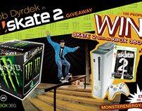 Monster Energy - Rob Dyrdek and EA Games