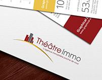 Théâtre Immo   Logo