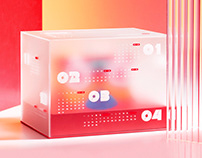 2020 Chinese New Year Box 小红书「366·美好多一天」