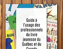 2015 Guide for Children's Literature Professionnals