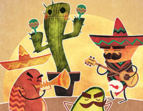 Mexican Menu (Character)