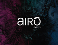 Airó: Branding & Identity System
