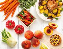 SEASONAL COOKING cookbook