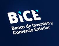Rebranding Banco BICE
