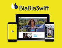 BlaBlaSwift Concept