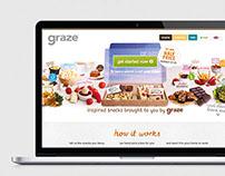 graze - webdesign