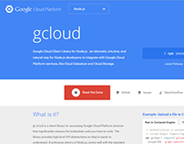 gcloud - Google Cloud Platform libraries