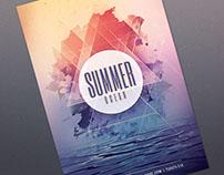 Summer Ocean Flyer