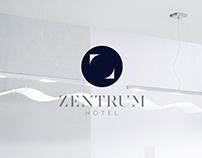 Zentrum Hotel - Branding