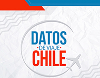 Datos de Viajes Chile I Social Media